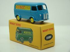 DINKY TOYS - 25BV - PEUGEOT D3A CIBIE - 1/43 - EDITIONS ATLAS -