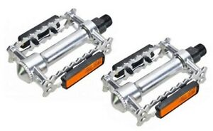 VP Components VP-365 Road, Fixie, Fixed Gear Retro Vintage Bicycle Pedals 9/16""