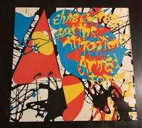 ELVIS COSTELLO AND THE ATTRACTIONS! ARMED FORCES! RARE LTD ED.1979 VINYL JC35709