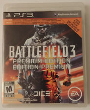 Battlefield 3 - Premium Edition - PS3