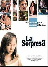 La Sorpresa (DVD, 2008) Luis Fernando Peńa, Maya Zapata Designs