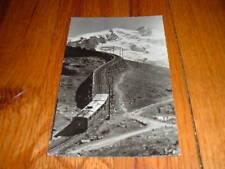 GURNERGRATBAHN MIT MONTE ROSA Switzerland OLD POSTCARD Swiss Vintage Unused od