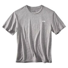 Large WASHED GRAY Original Champion® Men's Athletic Dri fit T-shirt S9331