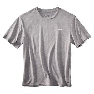 Medium WASHED GRAY Original Champion® Men's Athletic Dri fit T-shirt S9331