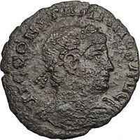 Constantine II Constantine the Great son w shield  Roman Coin Rome mint  i32856