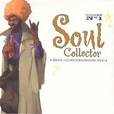 "Vol. 1 Soul Collector (CD, 2001) rare 12"" extended dance mixes R&B Disco dj 70s"