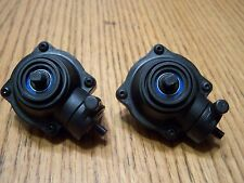 2 Traxxas 4907 T-Maxx 3.3 Front Rear Sealed Differential Diff Ring & Pinion Gear