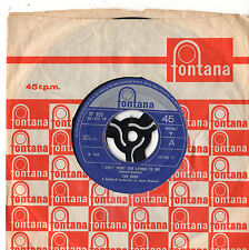 """The Herd - I Don't Want Our Loving To Die 7"""" Single 1968"""