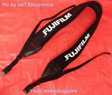 NEOPRENE CAMERA SHOULDER STRAP for FUJI S4200 S4300 S4400 S4500 HD FUJIFILM