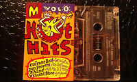 VARIOUS ARTISTS CASSETTE TAPE HOT HITS VOL 1 MADE IN AUSTRALIA 1994