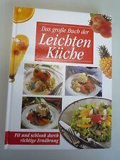 essen & geniessen - Grosses Buch der Leichten KÜCHE - 190 Seiten