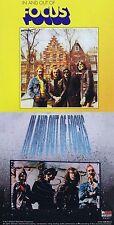 """Focus """"In and out Focus"""" 1. Werk! Von 1970! Mit """"House of the king""""! Neue CD!"""