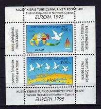 CYPRUS Chypre Turc Kibris 1995 Europa Yv Bl 14 MNH **