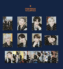 BTS Permission to Dance on Stage Official Premium Photos and Postcards