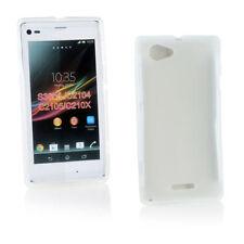 Housses et coques anti-chocs transparents Sony Xperia L pour téléphone mobile et assistant personnel (PDA)