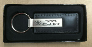 Toyota C-HR Logo Key Chain Official OEM Supplier