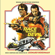 Race With The Devil - Complete Scores - Limited Edition - Leonard Rosenman