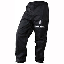 Richa Rain Warrior Over Trousers 100 Waterproof Motorcycle Bike Pants Black 3xl