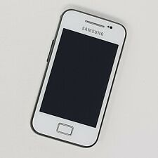 Samsung Galaxy Ace - S5830I - White - Excellent Condition - Unlocked - Fast P&P