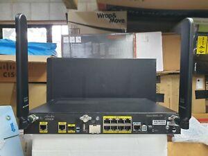 CISCO C899G-LTE-GA-K9 4G LTE Adv IP Service - 2xGigabits WAN 8xGigabits LAN SW