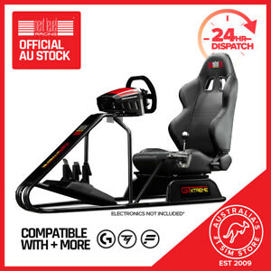 Racing Simulator Cockpit GTXTREME Wheel Stand for Logitech G27/G29/G920/PS3/PS4