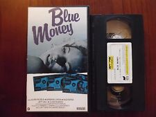 Blue Money (Alain Patrick, Barbara Mills, Inga Maria) - VHS ed. Vivivideo rara