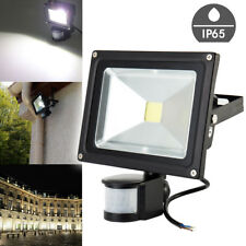 LED Motion Sensor Security Outside Wall Light Outdoor Flood Light Floodlight PIR