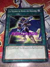 Carte YU GI OH LA MELODIE DU REVEIL DES DRAGONS OP02-FR024