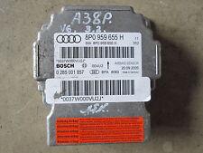 Airbagsteuergerät AUDI A3 8P 8P0959655H Steuergerät Airbag BOSCH 0285001857