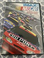 Nascar: The IMAX Experience (DVD, 2004) Point Of View Driver Seat A Must See
