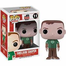 Funko - Figurine Big Bang Theory - Sheldon Green Lantern Pop 10cm