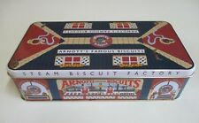 William Arnott's Steam Biscuit Factory Collectable Tin - 500 Grams Net - 1995