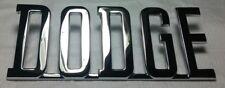 1968~1970 DODGE A100/A108 REAR DOOR NAMEPLATE EMBLEM