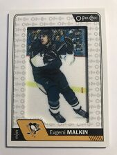 Evgeni Malkin OPC Patches Insert Parallel Hockey Card Penguins Jersey P32 P-32