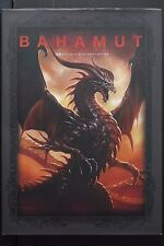 JAPAN Rage of Bahamut / Shingeki no Bahamut Official Art Works (Art Book)