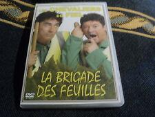 """DVD """"LES CHEVALIERS DU FIEL - LA BRIGADE DES FEUILLES"""" spectacle"""