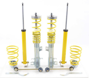 FK AK Street Coilovers With Drop Links Vauxhall Corsa D All Engines 2006-2014