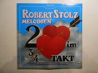 Schallplatte  ST33 Robert Stolz melodien