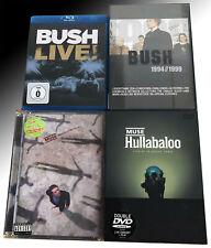 Muse + Bush DVD + Blu-ray