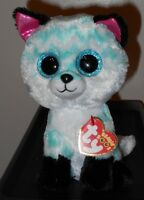 Ty Beanie Boos - PIPER the Fox (6 Inch)(Claire's Exclusive) NEW MWMT