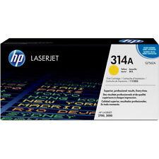 Original HP TONER Q7562A 314A Yellow for HP COLOR LASERJET 3000DTN 3000 NEW B