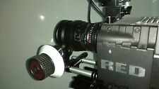 Zacuto FF1 Follow Focus for 15mm rod support systems NO RED SCARLET MX!
