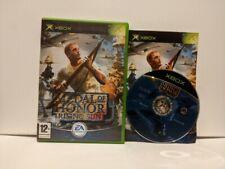 Medal of Honor Rising Sun-XBox