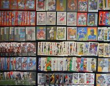 250 NFL ALL ROOKIE LOT! HIGH GRADES! SP ROOKIES! SETS! RC! W STARS! REFRACTOR!