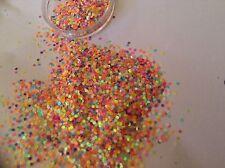 Mezcla de brillo hermoso para uñas Gel ráfaga de verano para Acrílico y aplicación