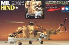 Tamiya 1/72 mil Mi-24 hind # 60705
