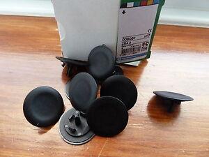 Schneider/Telemecanique ZB5 Harmony pushbutton caps black