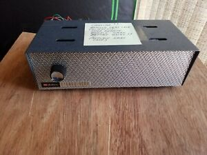 Gibbs 440 Stereo-Verb with box, Spring Reverb, Vintage, Untested, As Is