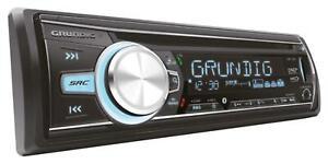 Grundig GE-132 CD/MP3-Autoradio mit Bluetooth USB SD AUX-IN