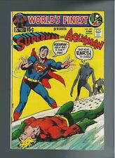 World's Finest Comics #203 (Jun 1971, DC) VF/NM 9.0 Superman & Aquaman